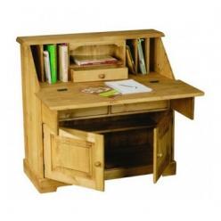Письменный стол SCRIBAN  [Массив сосны] (Волшебная сосна)