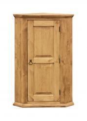 Шкаф распашной ROMEO 120 ANG [Массив сосны] (Волшебная сосна)