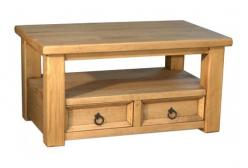 Журнальный столик MINI CORTINA [Массив сосны] (Волшебная сосна)
