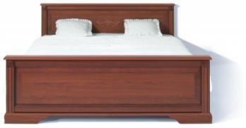 Стилиус Кровать черешня античная NLOZ-160 + основание (БРВ (BRW))БРВ (BRW) Стилиус Кровать черешня античная NLOZ-160 + основание
