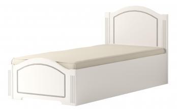 20 Кровать одинарная 910 мм с латами «Виктория» (Ижмебель)Ижмебель 20 Кровать одинарная 910 мм с латами «Виктория»