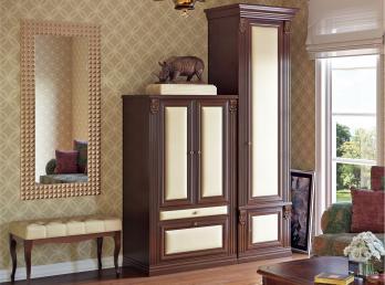 Комплект мебели для прихожей Б 5.15-1, Б5.16-6 (Мебель Благо)Мебель Благо Комплект мебели для прихожей Б 5.15-1, Б5.16-6