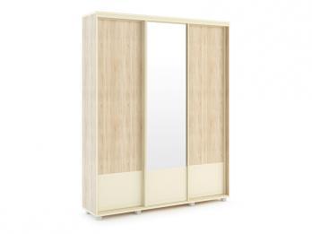 «Оливия» 23 Шкаф-купе Корпус + 25 Фасад без зеркала*2 шт + 26 Фасад с зеркалом (МСТ Мебель)МСТ Мебель «Оливия» 23 Шкаф-купе Корпус + 25 Фасад без зеркала*2 шт + 26 Фасад с зеркалом