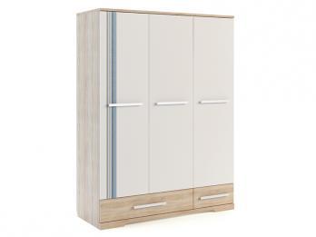 «Лион»15 Шкаф 3-х дверный (МСТ Мебель)МСТ Мебель «Лион»15 Шкаф 3-х дверный