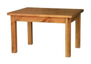 Кухонный стол FERMEX 120\90 [Массив сосны] (Волшебная сосна)Волшебная сосна Кухонный стол FERMEX 120\90 [Массив сосны]
