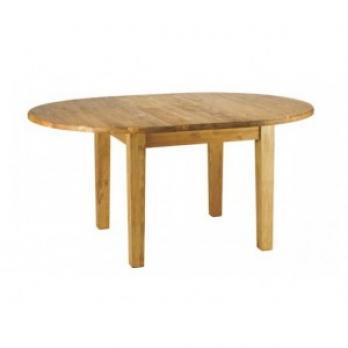 Кухонный стол TAB R 120 ALL [Массив сосны] (Волшебная сосна)Волшебная сосна Кухонный стол TAB R 120 ALL [Массив сосны]