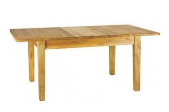 Обеденный стол TABLE 140(180) x 100 (1 ALL) [Массив сосны] (Волшебная сосна)Волшебная сосна Обеденный стол TABLE 140(180) x 100 (1 ALL) [Массив сосны]