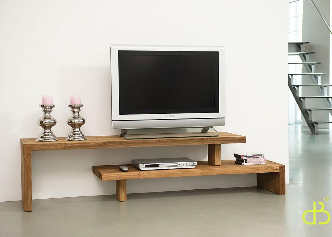 Подставка под телевизор своими руками из дерева