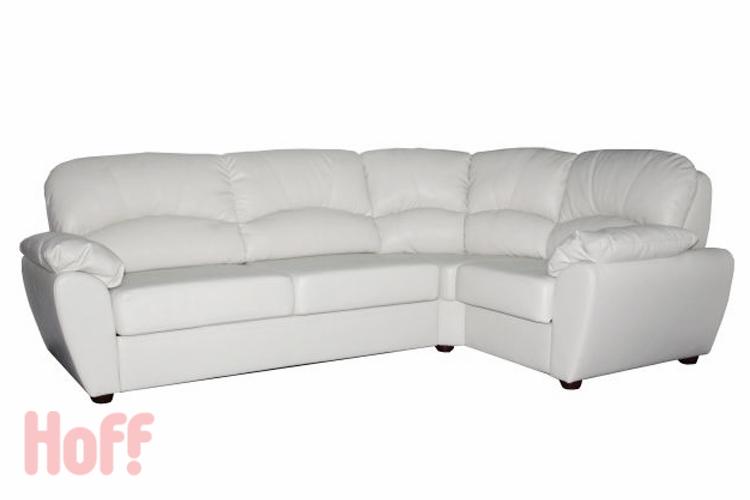 Угловой тканевый диван эвита в  Москве