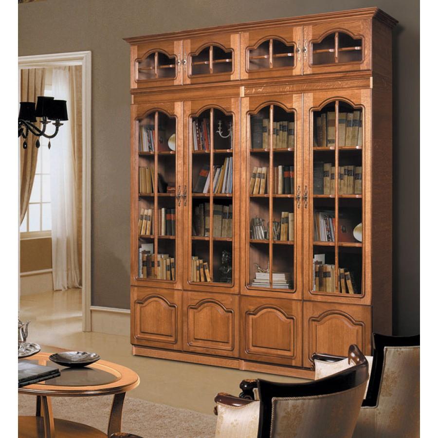 Шкаф книжный (библиотека).