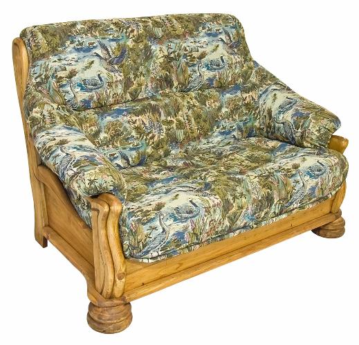 Диван-кровать 2-х местный Цезарь (французская раскладушка)