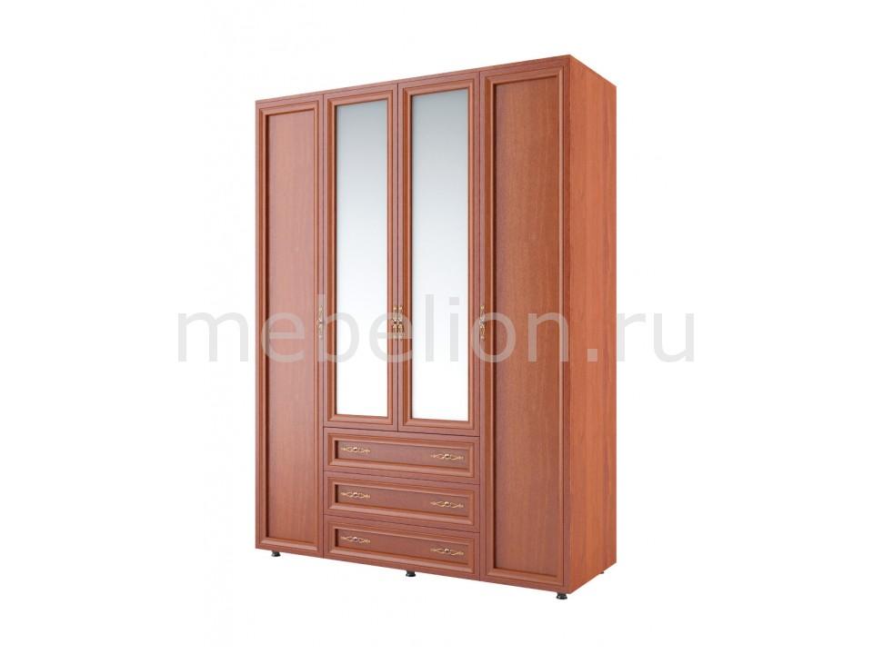 Шкаф 4-х створчатый (амелиЯ модуль 2 от амебель, интернет-ма.