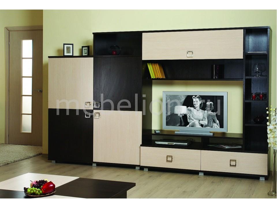 Стенка под телевизор, купить стенку для телевизора в интерне.