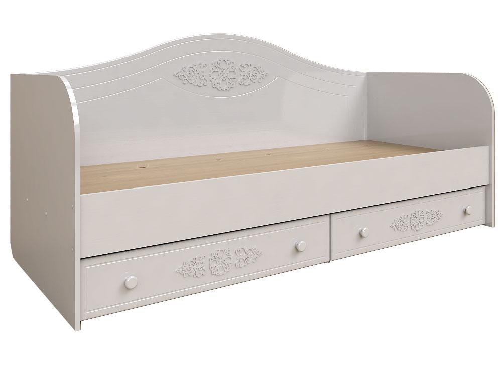 АС-10 Кровать с ящиками Ассоль