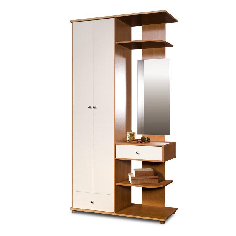 Лидская шкаф комбинированный для прихожей л.161.07.03 купить.