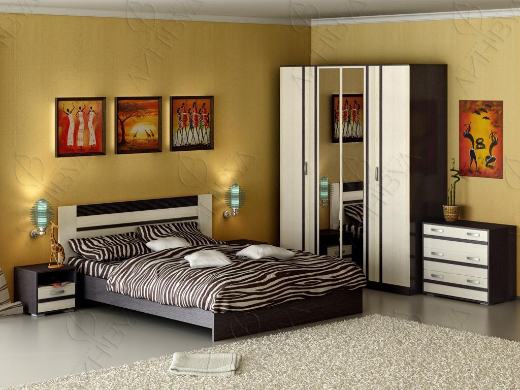 Посмотреть фото спальни