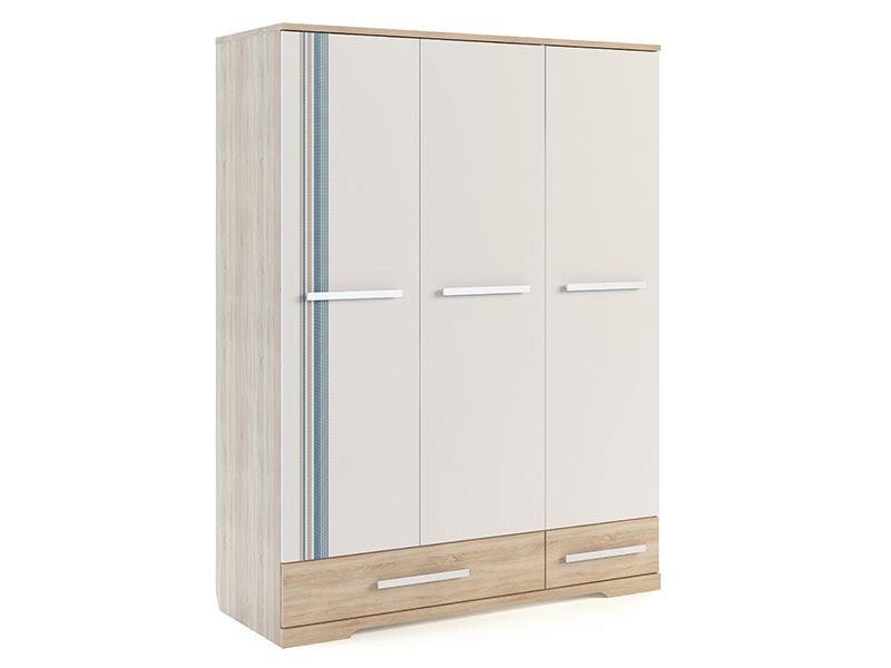 «Лион»15 Шкаф 3-х дверный