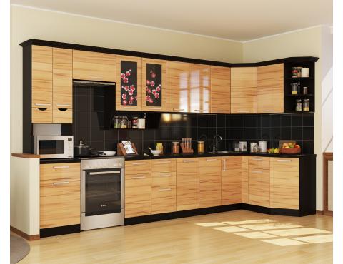 """Угловая кухня """"Сакура 4"""""""