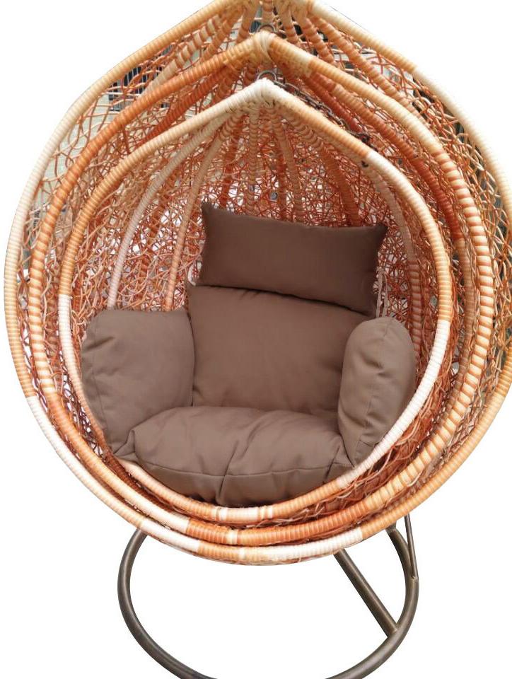 Подвесное кресло KM-0001 (темный) (Kvimol)