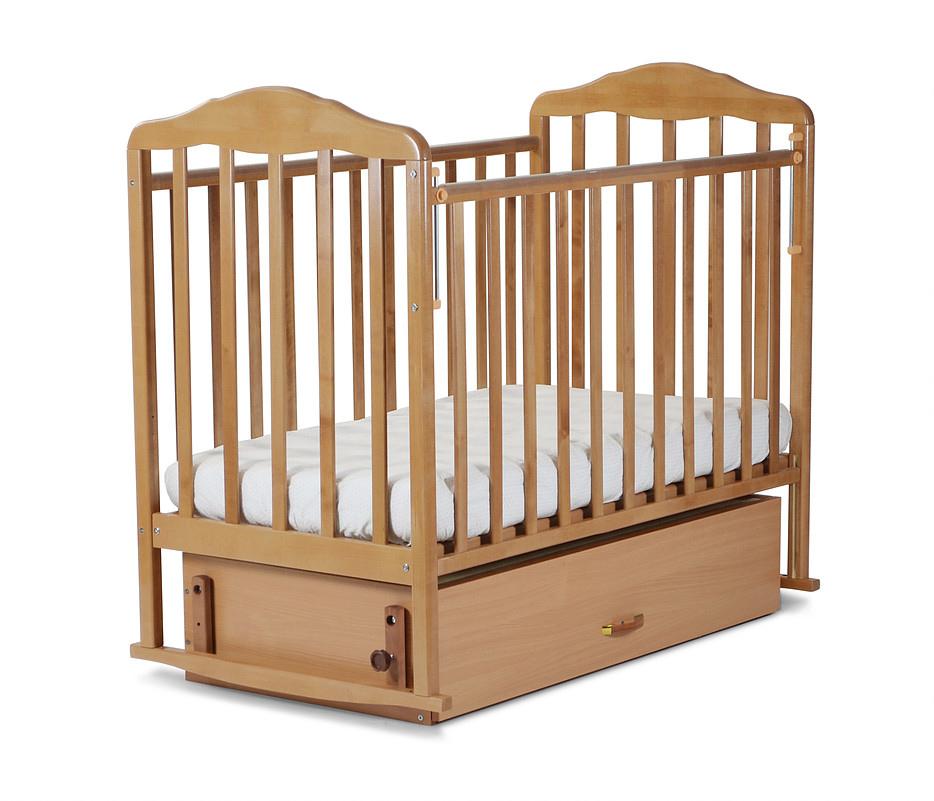 Кроватки для новорожденных поперечный маятник