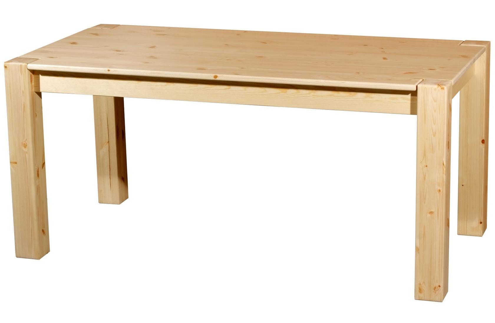 Обеденный стол Стол обеденный Брамминг [Бесцветный лак]